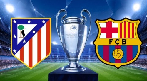 Prediksi Bola Atletico Madrid vs Barcelona 14 April 2016