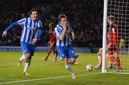 Prediksi Brighton & Hove Albion vs Bristol City 29 April 2017