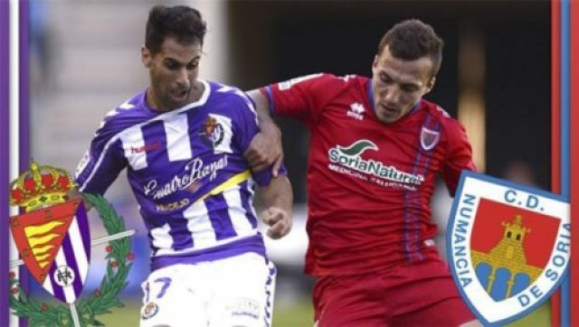 Hasil gambar untuk Numancia vs Real Valladolid