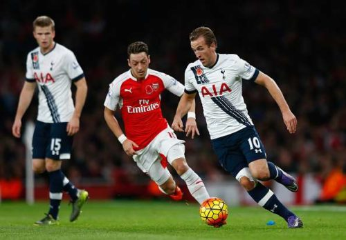 Prediksi Tottenham Hotspur vs Arsenal 30 April 2017 Bola Dinasty
