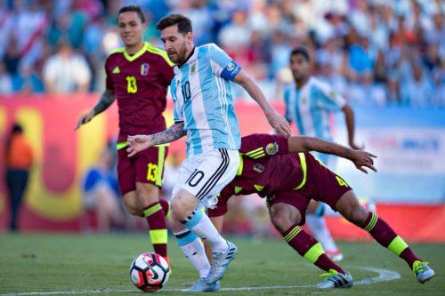 Prediksi Argentina vs Venezuela 6 September 2017