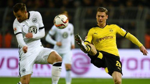 Prediksi Eintracht Frankfurt vs Borussia Dortmund 21 Oktober 2017