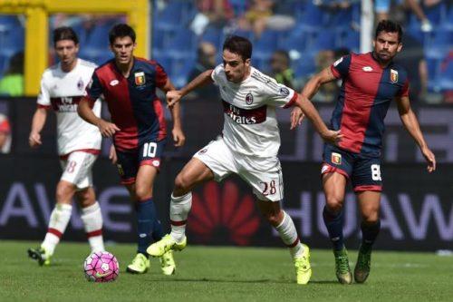 Prediksi Milan vs Genoa 22 Oktober 2017