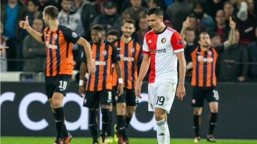 Prediksi Shakhtar Donetsk vs Feyenoord 2 November 2017