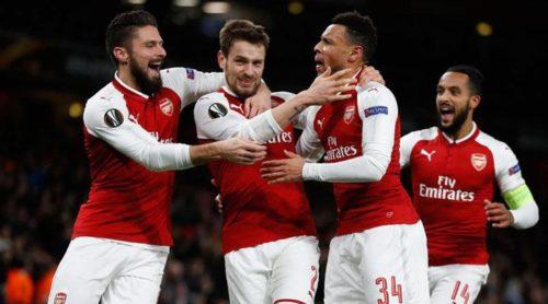 Prediksi Ostersunds vs Arsenal 16 Februari 2018