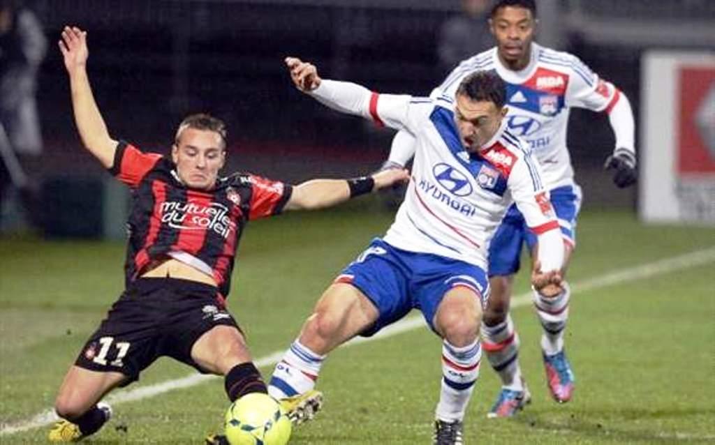 Prediksi Lyon vs Nice 1 September 2018